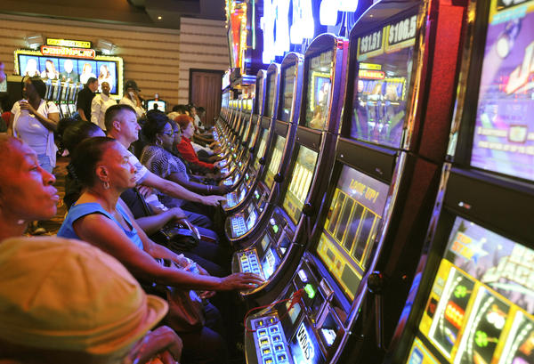 Maryland Live Casino now has its full complement of slot machines -- 4,750 of them.