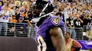 Ravens safety <strong>Ed Reed</strong>, who said that he hurt his hamstring during his 34-yard interception return for a touchdown against the Cincinnati Bengals Monday, returned to practice today on a limited basis ahead of Sunday's contest against the Philadelphia Eagles.
