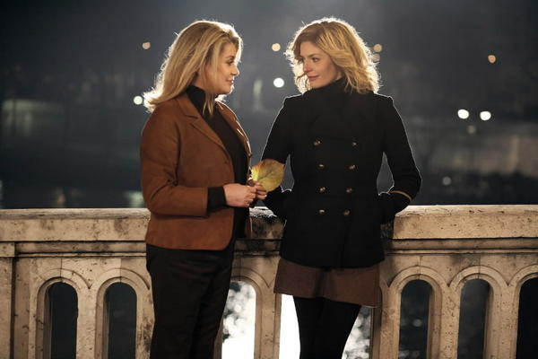 "Chiara Mastroianni and Catherine Deneuve star in ""Beloved."""