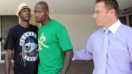 Chad Johnson charged