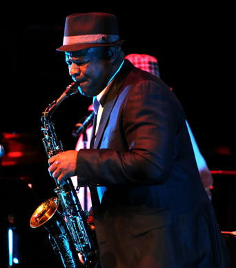 The 13th annual event, organized by Chicago saxophonist Ernest Dawkins, takes place rain or shine. <br><br><b> Bill McFarland and the Chicago Horns at noon; singer June Yvon, 1:30 p.m.; the Ernest Dawkins Afro/Straight Quartet with guest trumpeter Maurice Brown, 3 p.m.; presentation of the Spirit of Jazz Award to Geraldine de Haas and Timuel Black, 4:30 p.m.; Live the Spirit Big Band with Brown, 4:45 p.m.; Saturday at Hamilton Park, 513 W. 72nd St.; free; 312-747-6174 or englewoodjazzfest.org</b>