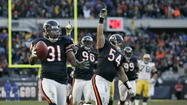Bears 19, Packers 7 (Dec. 4, 2005)