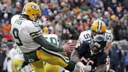 Bears 35, Packers 7 (Dec. 23, 2007)
