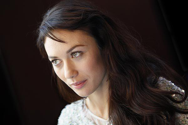 Celebrity portraits by The Times: Olga Kurylenko stars in the movie To the Wonder. MORE: Not all see the Wonder of Terrence Malick, but his actors do