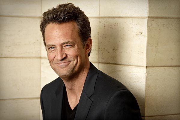 Celebrity portraits by The Times: Matthew Perry stars in the NBC comedy Go On. MORE: Matthew Perry is ready for Go On — and for it to go on