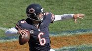 If the Bears have any hope to pass the Packers, pass is the operative word.