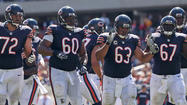 Offensive line aims for consistency