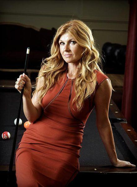 Celebrity portraits by The Times: Actress Connie Britton plays a fading country singer on ABCs Nashville.  MORE: Connie Britton heads to Nashville