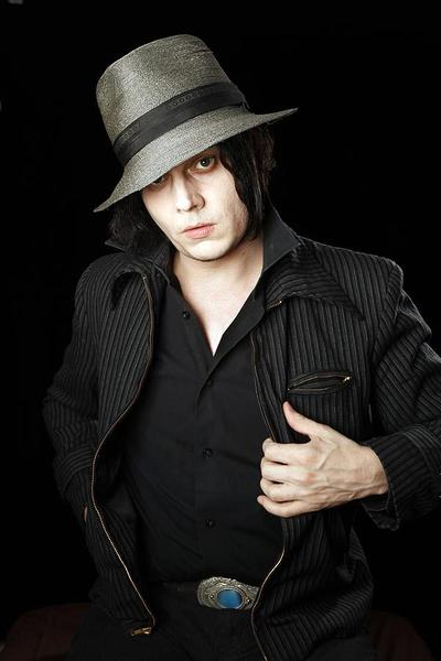 Celebrity portraits by The Times: Musician Jack White of the White Stripes is constantly reinventing himself.  MORE: With Blunderbuss, Jack White aims for new beginning