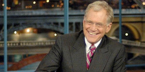 David Letterman, the longtime late-night talk show host, joked that the honor was a mix-up.