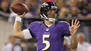 NFL Network analyst not a fan of Joe Flacco's post-game comments