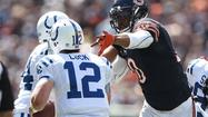 Week 1 photos: Bears 41, Colts 21