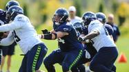 Seahawks head coach Pete Carroll announced Wednesday that offensive lineman John Moffitt will get the start in Sunday's game against the Dallas Cowboys.