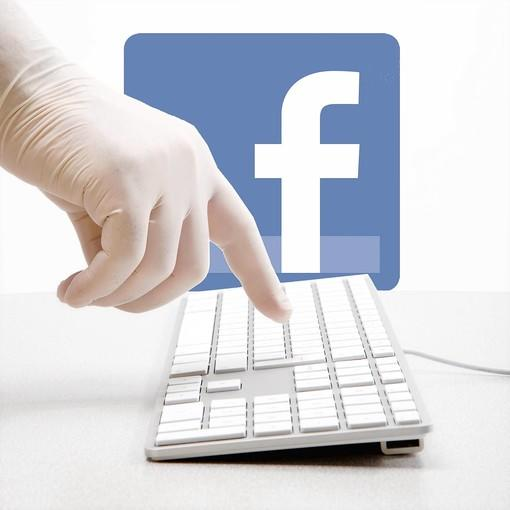 Should you contact your doctor by Facebook?