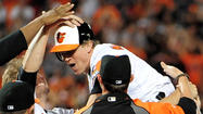 McLouth, Machado deliver the Orioles a 3-2 walk-off win over Rays