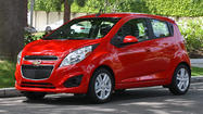 First Drive: Chevrolet's tiny Spark