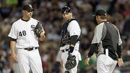 "After using left-hander Hector Santiago for two innings Wednesday night, Chicago White Sox manager Robin Ventura said after an 8-6 loss to Detroit that left-hander Francisco Liriano will ""likely'' start Friday night in place of Santiago at Minnesota."