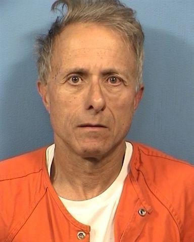A police mugshot of Robert Theodore, 60.