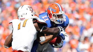 Jordan Reed emerges as potential, much-needed playmaker for Gators