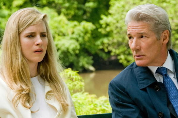"<b>R; 1:40 running time</b><br><br> Gere is the centerpiece in ""Arbitrage,"" and his preoccupied, distracted air as an actor (which can lead to pure laziness when he's not engaged by the material) works extremely well in the role of the Wall Street investor who is having a fraught 60th birthday week. His investment in a Russian copper mine has gone bust. Hundreds of millions, kaput. His cocaine-addled mistress is making demands. His auditors are getting wind of possible large-scale fraud. His own daughter, the company's chief financial officer played by Brit Marling, doesn't like what she's finding in her own internal audit. The wizard's wife (Susan Sarandon) can't seem to get a check out of him to pay for a pet charity cause. What is happening here? -- Michael Phillips<br><br><a href=http://www.chicagotribune.com/entertainment/movies/sc-mov-0911-arbitrage-20120913,0,5325662.column>Read the full ""Arbitrage"" movie review</a>"