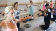 Class of the month: Barre