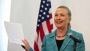 Hilary Clinton 2012