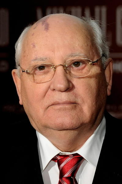 In a victory for capitalism, former Soviet leader Mikhail Gorbachev filmed a commercial for Pizza Hut in 1997, Time.com