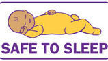 NIH launches new infant safe sleep campaign