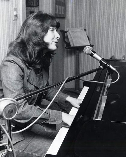 Julie Shannon in 1979.