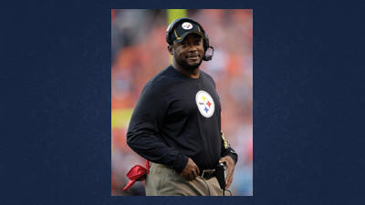 Pittsburgh Steelers head coach Mike Tomlin looks on during the first quarter of an NFL football game, Sunday in Denver. The Steelers have plans to expand Heinz Field. (AP Photo