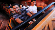 Katy Perry, other stars go nuts at theme parks
