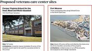 Hampton, Fort Monroe contend for veterans care center