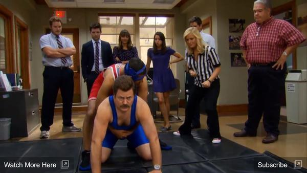 'Parks and Recreation': Our favorite Ron Swanson quotes [Pictures]: I wont publicly endorse a product unless I use it exclusively. My only official recommendations are U.S. Army issued mustache trimmers, Mortons salt, and the C.R. Lawrence Fein two inch axe-style scraper oscillating knife blade.