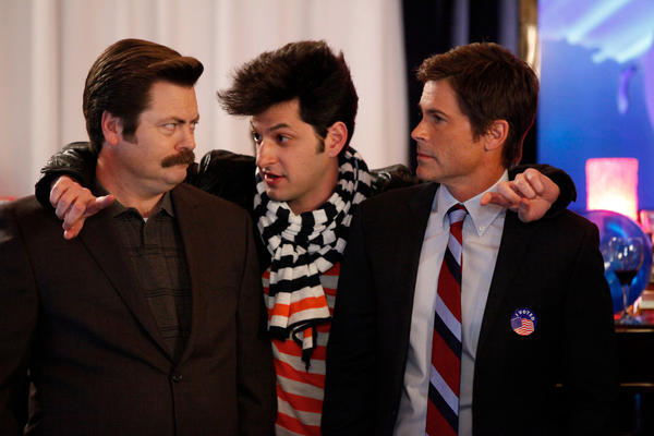 'Parks and Recreation': Our favorite Ron Swanson quotes [Pictures]: There are three acceptable haircuts: high and tight, crew cut, buzz cut.