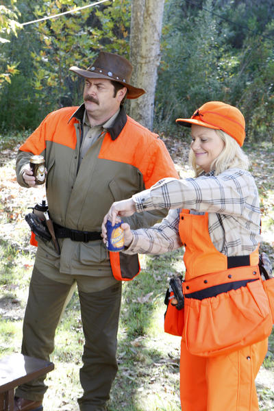 'Parks and Recreation': Our favorite Ron Swanson quotes [Pictures]: I dont want to paint with a broad brush here, but every single contractor in the world is a miserable, incompetent thief.