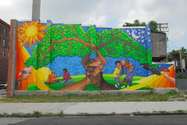 baltimores 50 best murals pictures baltimore sun