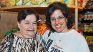 Daniella Niss, right, a retired English teacher in Parkland, shown with her mother, Arnona Glickman of Tamarac.