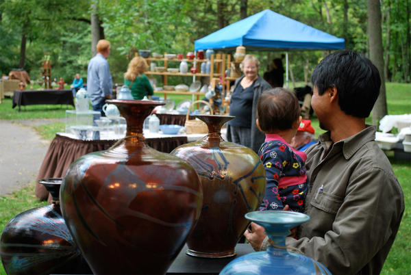 Cumberland Valley Pottery Festival will be from 10 a.m. to 4 p.m. Saturday, Sept. 15, at Renfrew Park, 1010 E. Main St., Waynesboro, Pa.