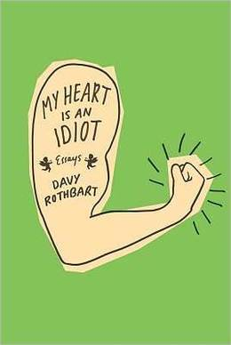 "The co-founder of <i>Found</i> magazine offers hilarious reflections, in this loosely-connected essay collection, on his various misadventures with love and heartache. (September 4)   &#8212 <a href=""http://www.latimes.com/features/books/la-ca-davy-rothbart-20120916,0,5448797.story""><FONT COLOR=""0000FF"">Review</FONT></a>"