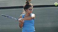 Photo Gallery: Burbank vs. Arcadia girls' tennis
