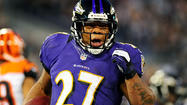Wearing a sharp designer suit, Ravens running back Ray Rice exited M&T Bank Stadium late Monday night looking as fresh and content as he did at any point during his team record-breaking 2011 season.
