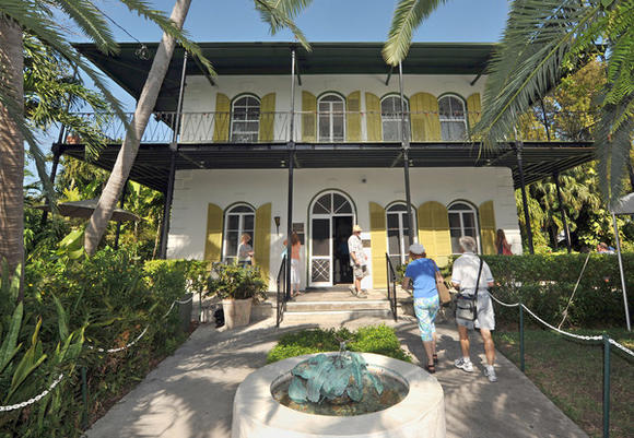 Ernest Hemingway Home & Museum in Key West