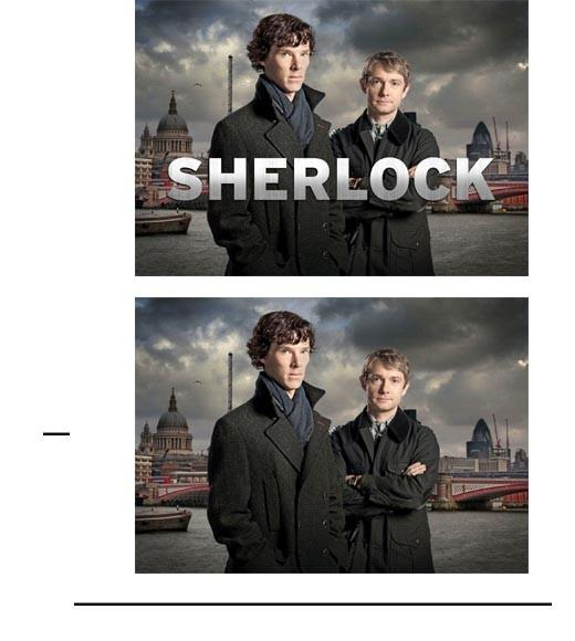 """Sherlock"" minus Benedict Cumberbatch and Martin Freeman"