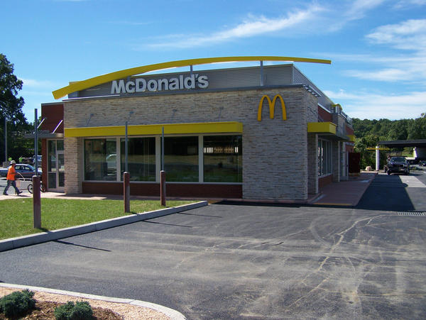 The owner of the McDonald's restaurant along Apple Harvest Drive in Martinsburg, W.Va., hopes to open the new store Wednesday or Thursday of next week.