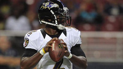 Tyrod Taylor gives the Ravens defense his best Vick impersonati…