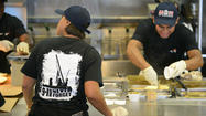 Glen Burnie restaurant raises funds to support emergency workers, military personnel