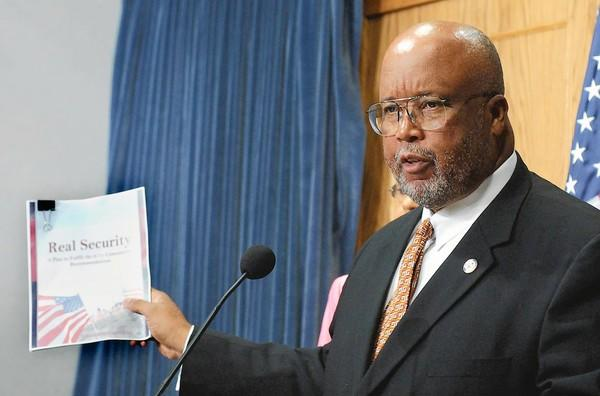 "Despite all the money spent on BioWatch, Rep. Bennie G. Thompson (D-Miss.) said, ""we still do not have an early-warning system that can quickly and efficiently detect the release of a harmful biological or chemical compound in our major cities."""