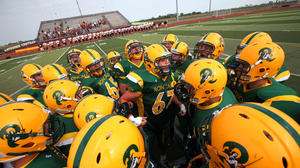 HIGH SCHOOL FOOTBALL: Aberdeen Roncalli, Britton-Hecla face off tonight