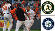 West Coast trip presents its share of obstacles for high-flying Orioles