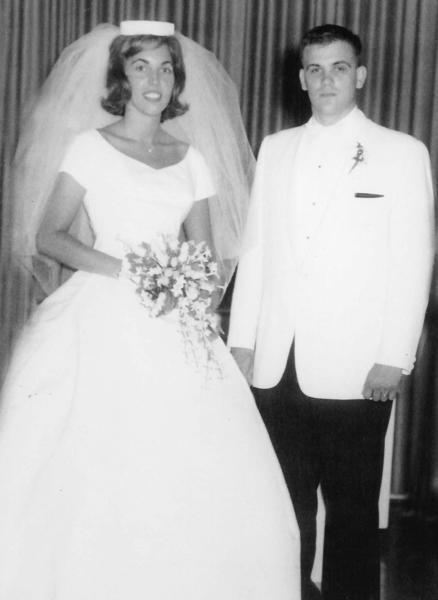 Mr. and Mrs. Stewart C. Kissinger, 1962